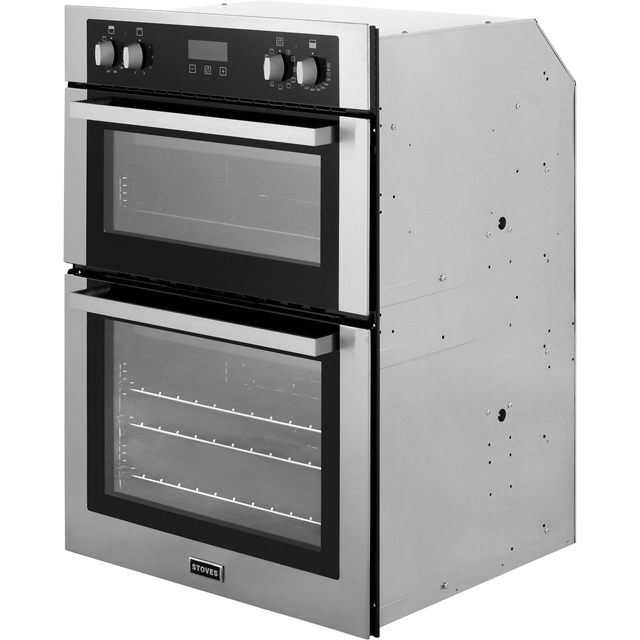 Stoves BI900MF Built In Double Oven - Stainless Steel - BI900MF_SS - 5