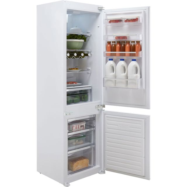 Stoves INT70FF Built In Fridge Freezer - White - INT70FF_WH - 1