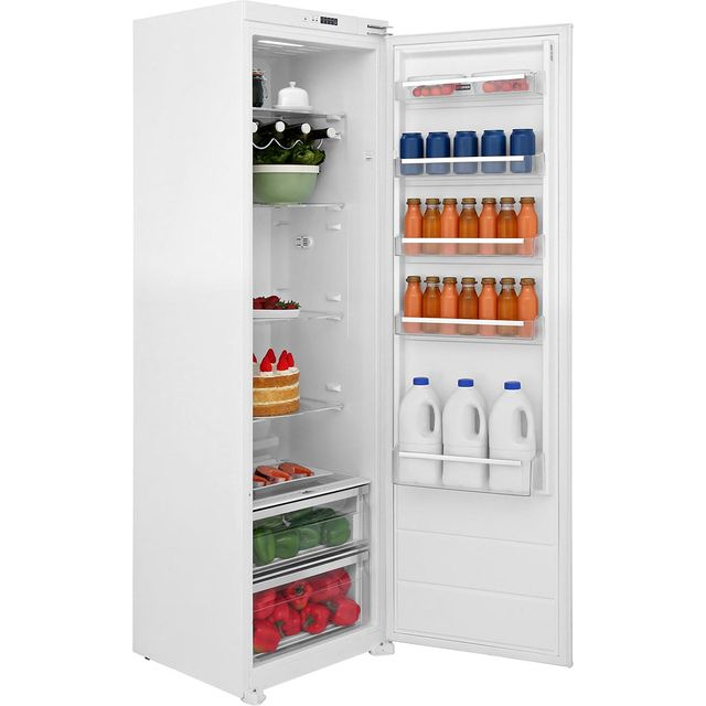Stoves INT TALL LAR Integrated Larder Fridge in White