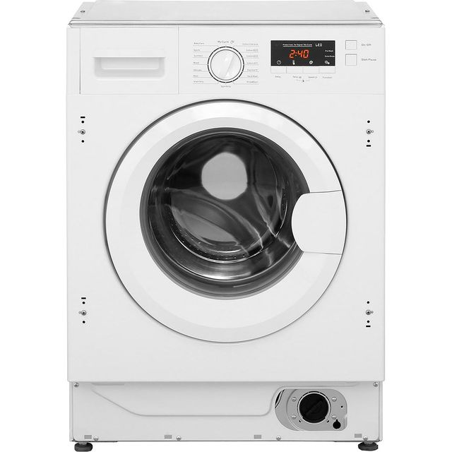 Stoves INTWM7KG Built In Washing Machine - White - INTWM7KG_WH - 1