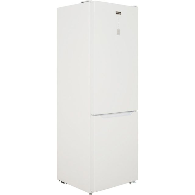 Stoves NF60188W Fridge Freezer - White - NF60188W_WH - 1