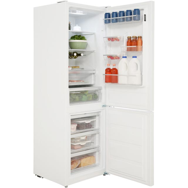 Stoves NF60188W 60/40 Frost Free Fridge Freezer - White - NF60188W_WH - 2