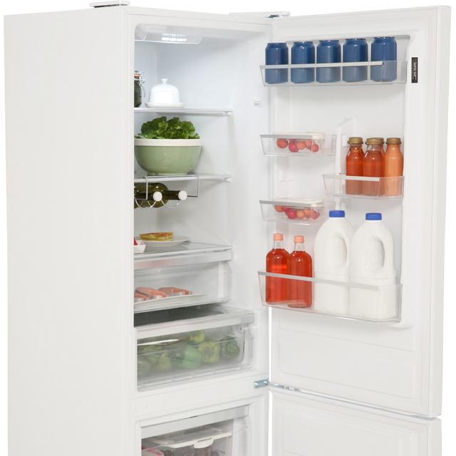 Stoves NF60188W 60/40 Frost Free Fridge Freezer - White - NF60188W_WH - 3