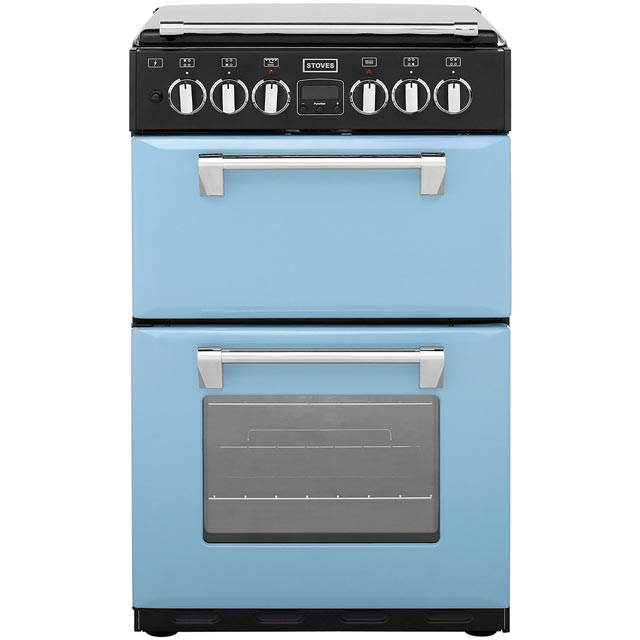 Stoves Mini Range RICHMOND550DFW Dual Fuel Cooker - Days Break - A Rated