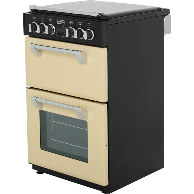 Stoves Mini Range RICHMOND550E Electric Cooker - Jalapeno - RICHMOND550E_JAL - 2