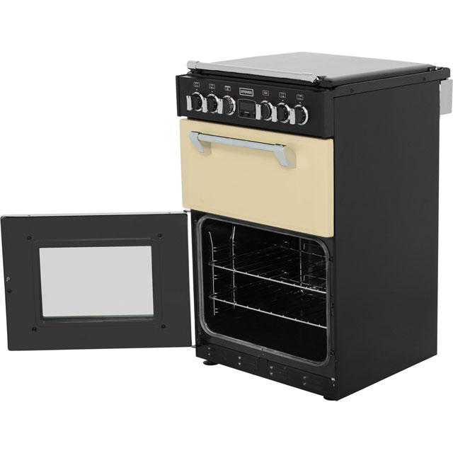 Stoves Mini Range RICHMOND550E Electric Cooker - Jalapeno - RICHMOND550E_JAL - 4