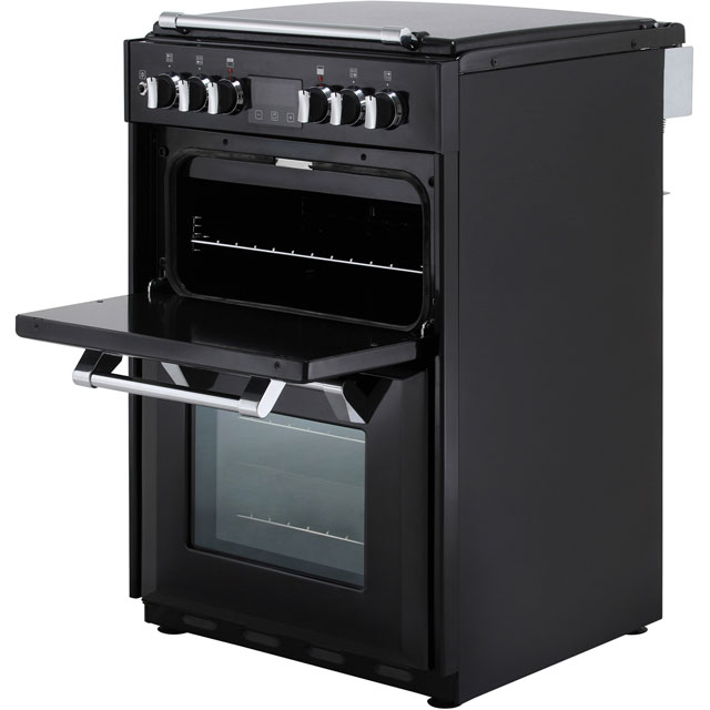 Stoves Richmond600DF Dual Fuel Cooker - Hot Jalapeno - Richmond600DF_HJAL - 4