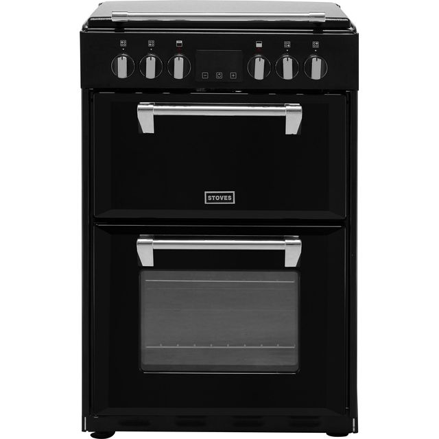 Stoves Richmond600E Electric Cooker - Black - Richmond600E_BK - 1