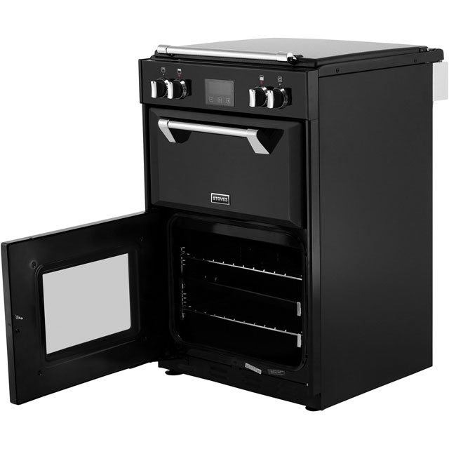 Stoves Richmond600Ei Electric Cooker - Black - Richmond600Ei_BK - 5