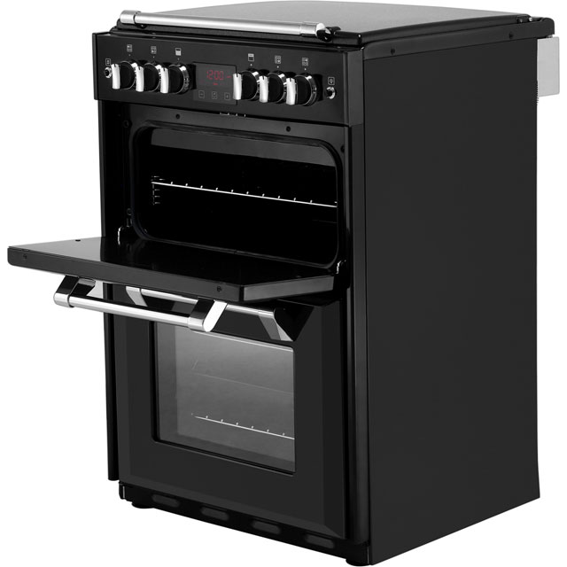 Stoves Richmond600G Gas Cooker - Black - Richmond600G_BK - 4