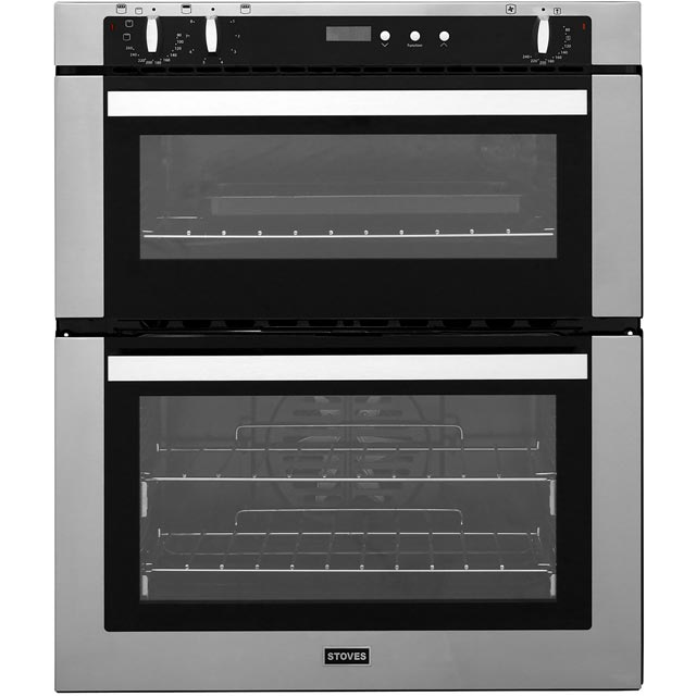Stoves SEB700FPS Built Under Double Oven - Stainless Steel - A/B Rated
