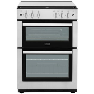 Stoves 60cm Gas Cooker - Stainless Steel - A/A Rated