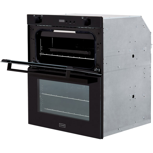 Stoves SGB700PS Built Under Double Oven - Stainless Steel - SGB700PS_SS - 4