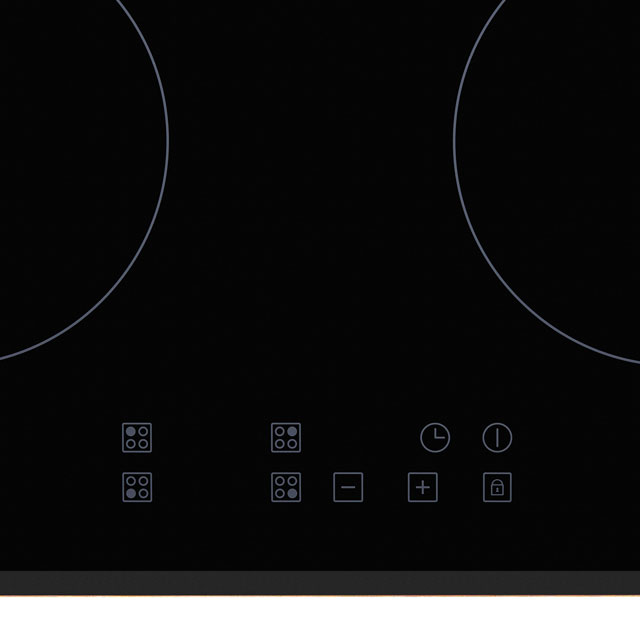 Stoves SIH602T13 Built In Induction Hob - Black - SIH602T13_BK - 2