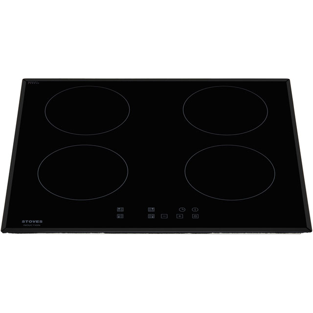 Stoves SIH602T13 Built In Induction Hob - Black - SIH602T13_BK - 3