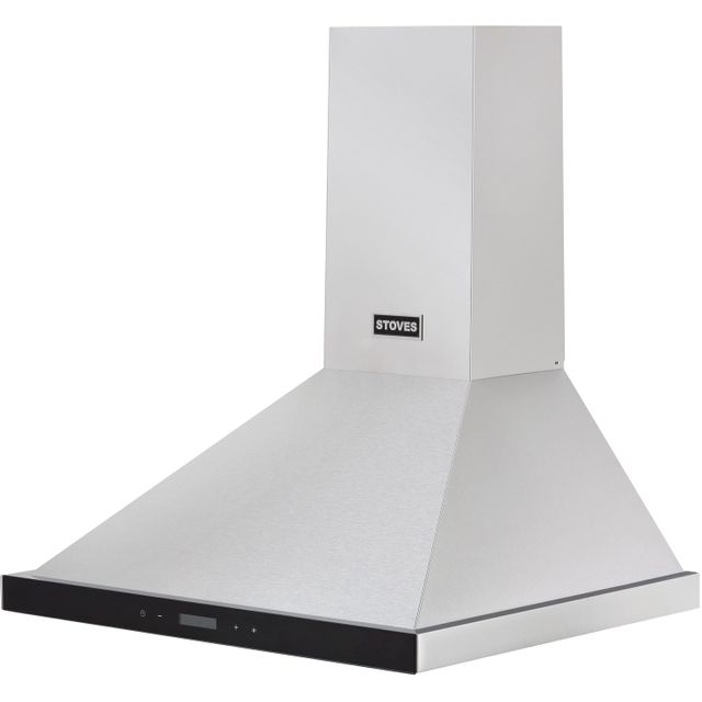 Stoves ST 600 CHIM Built In Chimney Cooker Hood - Stainless Steel - ST 600 CHIM_SS - 1