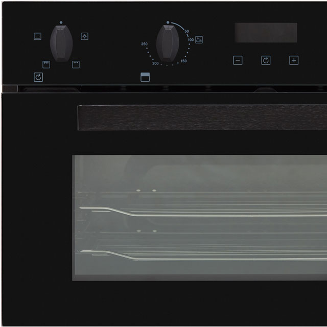 Stoves ST BI702MFCT Built Under Double Oven - Stainless Steel - ST BI702MFCT_SS - 3