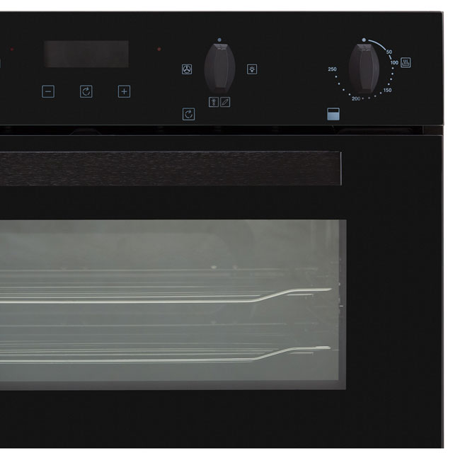 Stoves ST BI702MFCT Built Under Double Oven - Stainless Steel - ST BI702MFCT_SS - 4