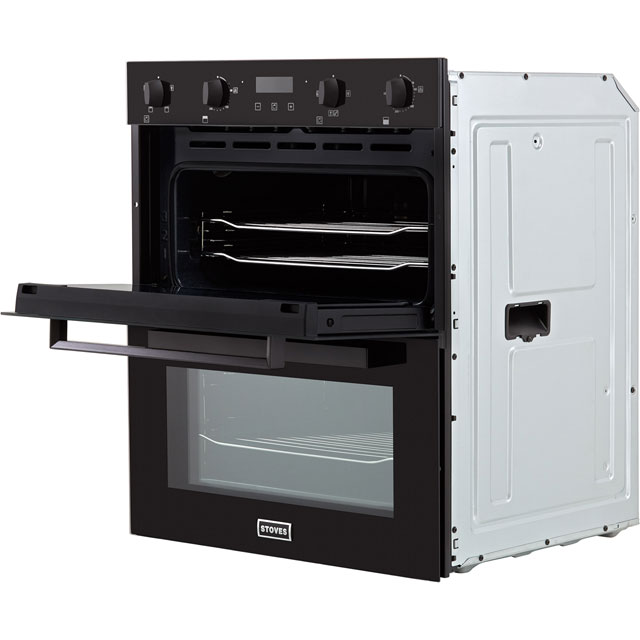 Stoves ST BI702MFCT Built Under Double Oven - Stainless Steel - ST BI702MFCT_SS - 5