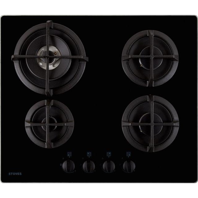 Stoves ST GTG60C 60cm Gas Hob – Black