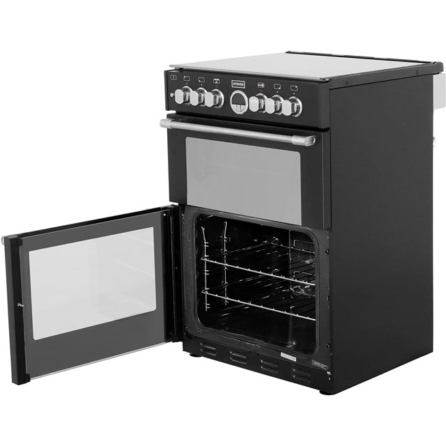 Stoves Sterling STERLING600DF Dual Fuel Cooker - Stainless Steel - STERLING600DF_SS - 3