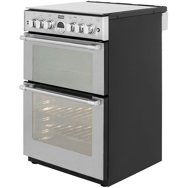 Stoves STERLING600G Gas Cooker - Black - STERLING600G_BK - 2