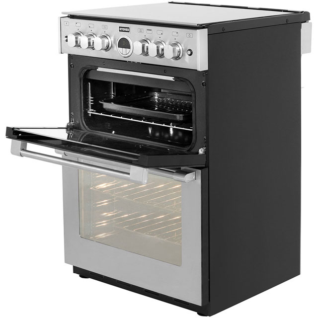 Stoves STERLING600G Gas Cooker - Stainless Steel - STERLING600G_SS - 3