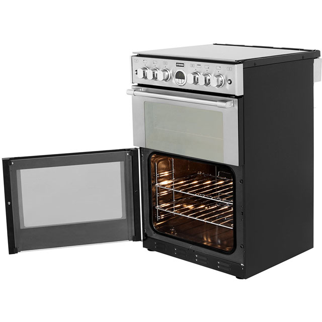 Stoves STERLING600G Gas Cooker - Black - STERLING600G_BK - 4