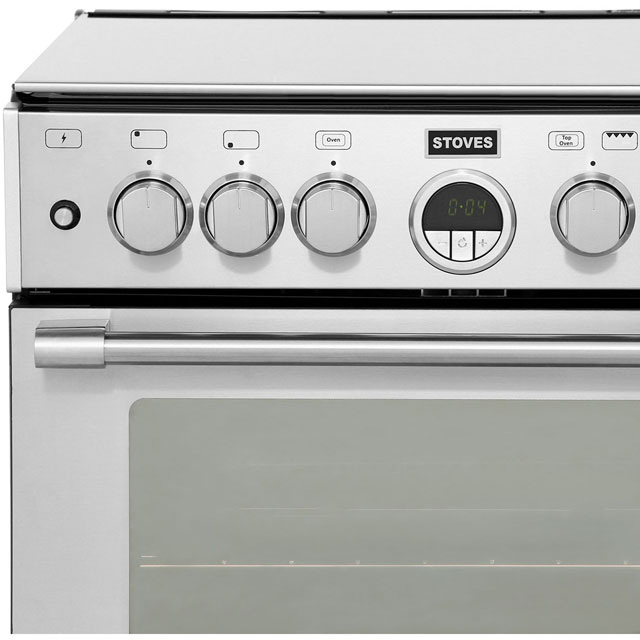 Stoves STERLING600G Gas Cooker - Black - STERLING600G_BK - 5