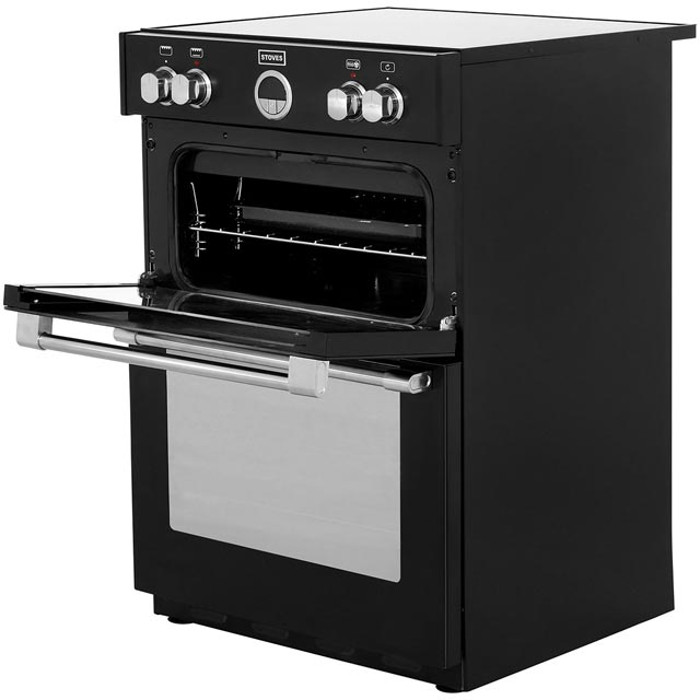 Stoves Sterling600MFTi Electric Cooker - Stainless Steel - Sterling600MFTi_SS - 2