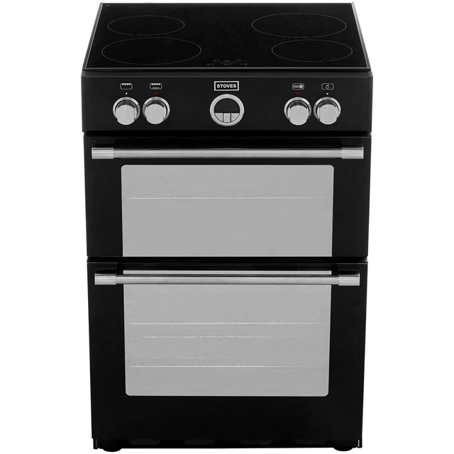 Stoves Sterling600MFTi Electric Cooker - Stainless Steel - Sterling600MFTi_SS - 4