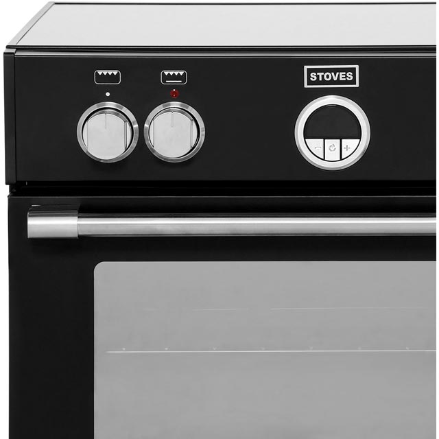 Stoves Sterling600MFTi Electric Cooker - Stainless Steel - Sterling600MFTi_SS - 5