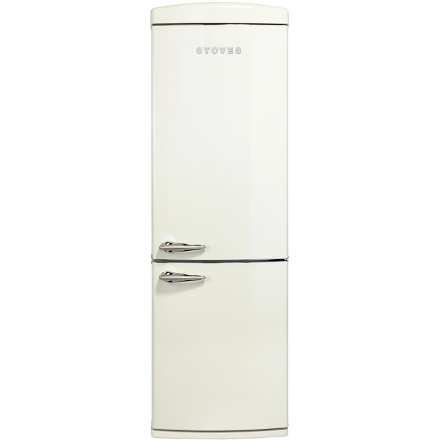 Stoves Retro STR 60197C 70/30 Frost Free Fridge Freezer - Cream - A+ Rated - STR 60197C_CR - 1