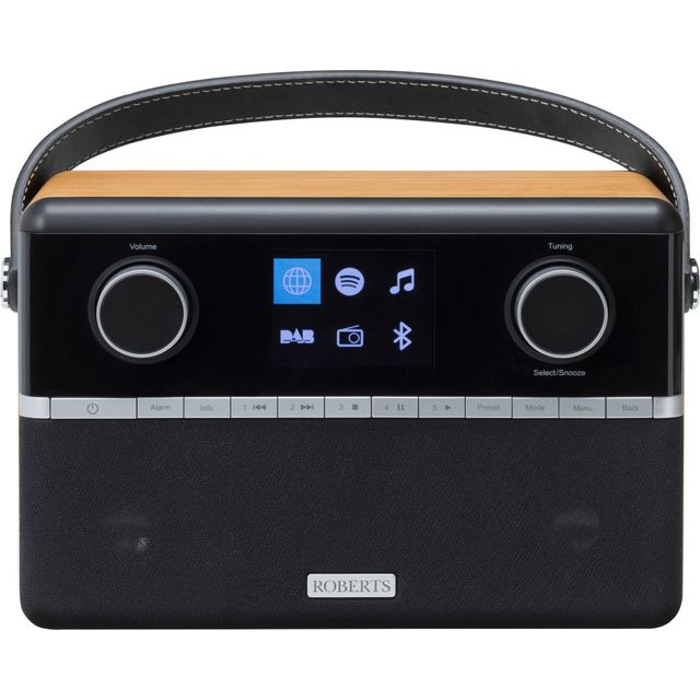 Roberts Radio STREAM94I DAB / DAB+ Digital Radio with FM / AM Tuner