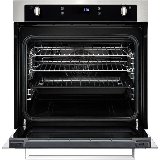 Stoves SEB602F Built In Electric Single Oven - Stainless Steel - SEB602F_SS - 2