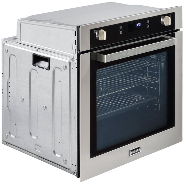 Stoves SEB602F Built In Electric Single Oven - Stainless Steel - SEB602F_SS - 4