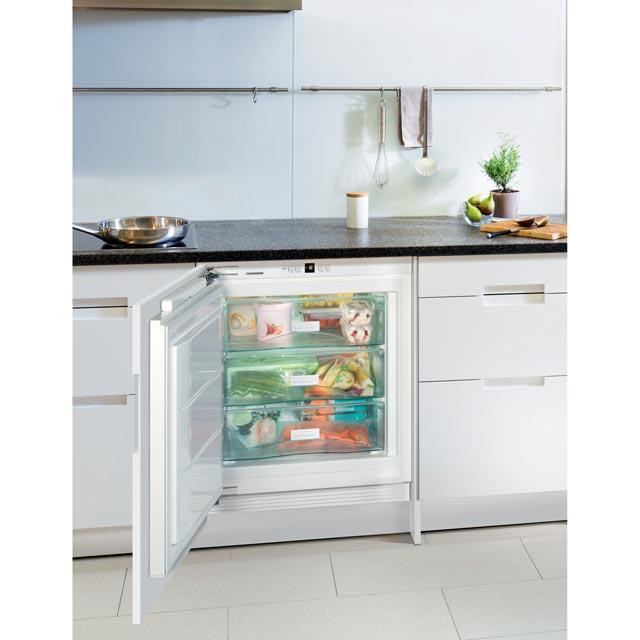 Liebherr SUIG1514 Integrated Under Counter Freezer 4016803188889