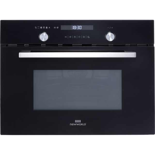 Newworld Design Suite45CM Integrated Microwave Oven in Black
