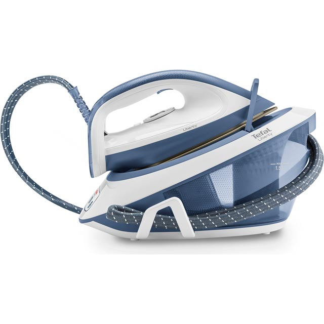 Tefal Liberty SV7020 Pressurised Steam Generator Iron - SV7020_LBW - 1