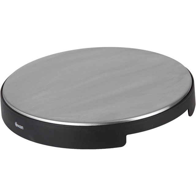 Swan SW13SS Cordless Heated Lazy Susan - Stainless Steel