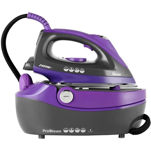 Swan SI9060N Steam Generator Iron in Grey