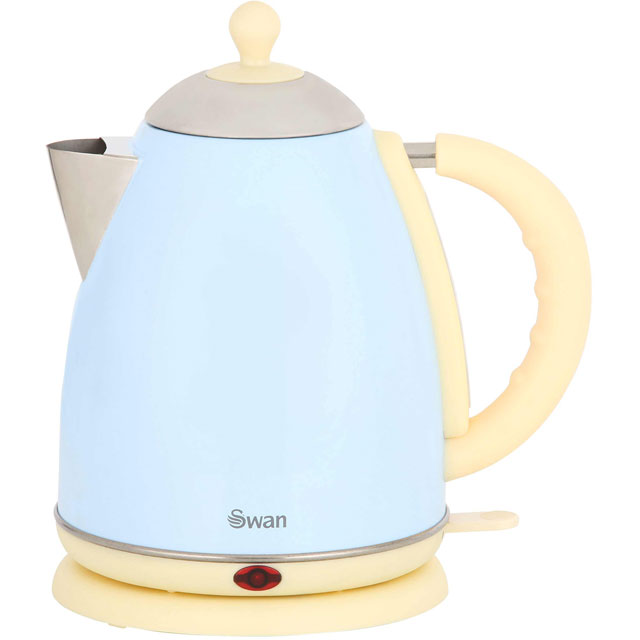 Product image for Swan SK261050BLN Kettle - Blue