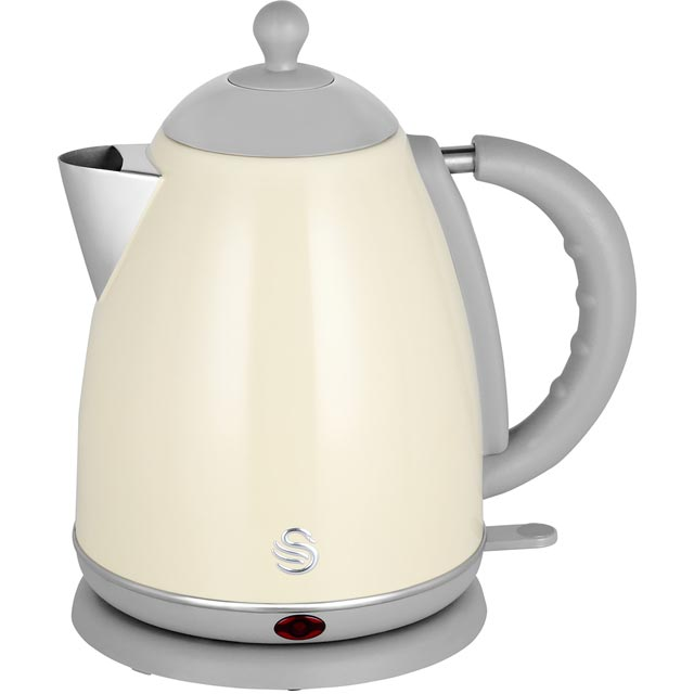 Swan Retro SK261050CN Kettle - Cream