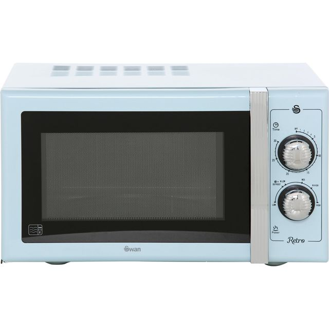 Swan SM22070BLN Standard Microwave - Blue