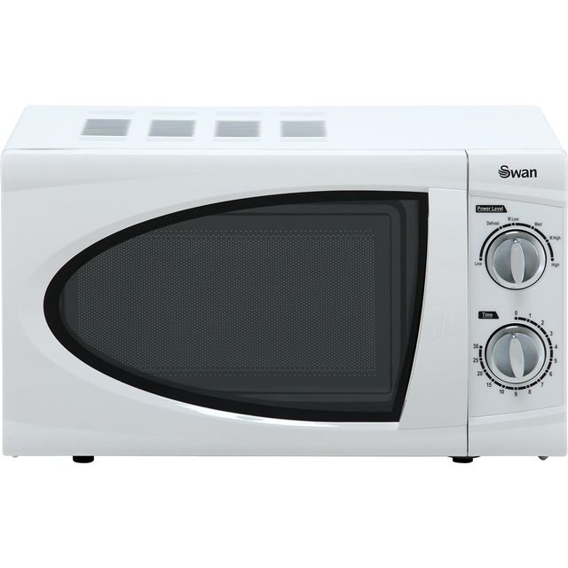 Swan SM3090N 20 Litre Microwave - White