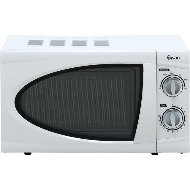 Swan SM3090N Standard Microwave - White