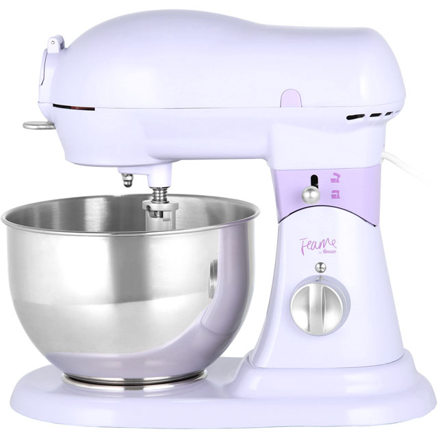 Swan Fearne By Swan Stand Mixer with 6 Litre Bowl - Lily