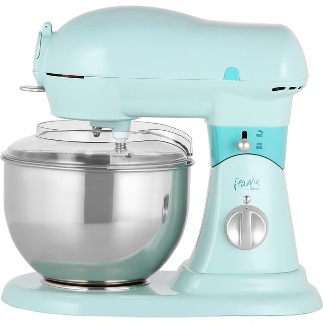 Swan Fearne By Swan Stand Mixer with 6 Litre Bowl - Peacock