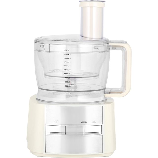 Swan Fearne By Swan SP32020HON 3 Litre Food Processor - Honey - SP32020HON_HY - 1