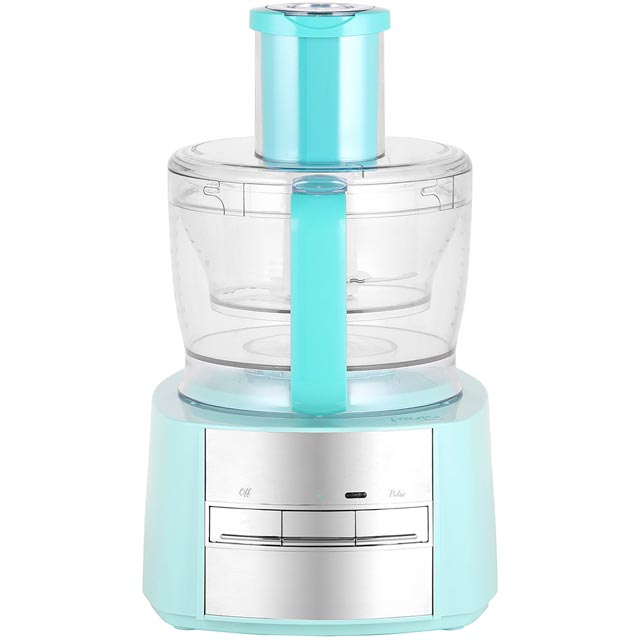 Swan Fearne By Swan SP32020PKN 3 Litre Food Processor - Peacock - SP32020PKN_PE - 1